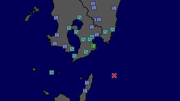 情報 今日 地震